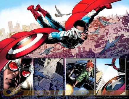Marvel Editor in Chief Axel Alonso Responds to Captain America Controversy