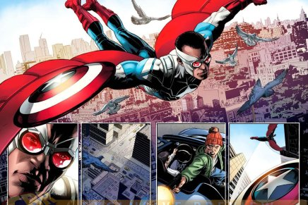 Marvel Editor in Chief Axel Alonso Responds to Captain AmericaControversy