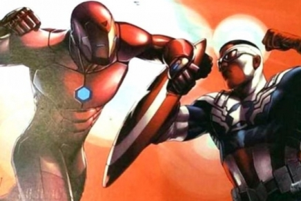 "Marvel Teases Sequel to ""Civil War"" Event"