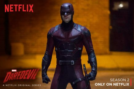 New Daredevil Season 2 Trailer Reveals Elektra andPunisher
