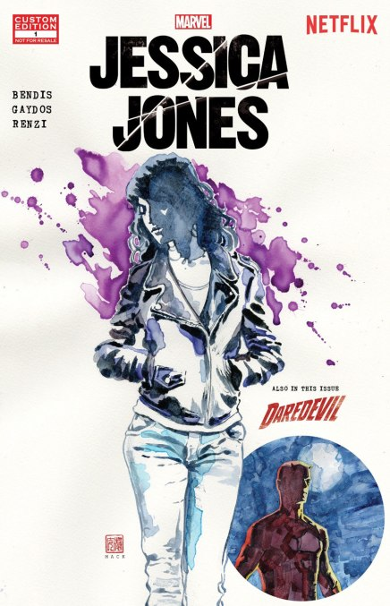 Marvel Releases Free 'Jessica Jones' Digital Comic in Anticipation of Netflix Series
