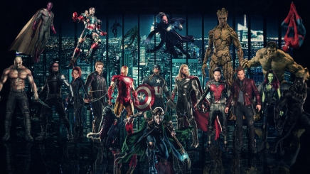 Updated List of All Upcoming Marvel Cinematic UniverseFilms