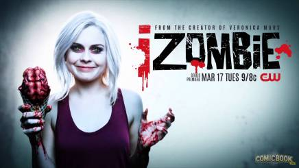 iZombie First Season Comes to DVD
