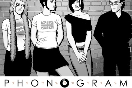 Complete Phonogram Reading Order and Inspired MusicAlbums