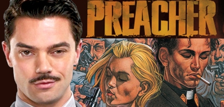 First Teaser Trailer for 'Preacher' Television Show [VIDEO]
