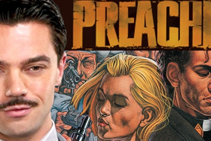First Teaser Trailer for 'Preacher' Television Show[VIDEO]