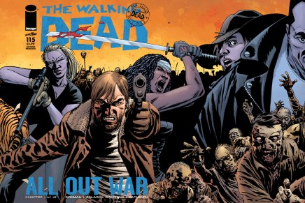 The Complete Walking Dead Reading Order
