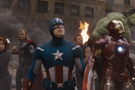 Marvel Studios Announces a $1 Billion Budget for 'Avengers: Infinity War'
