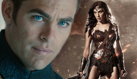 Actor Chris Pine Will Appear in Upcoming 'Wonder Woman' Movie