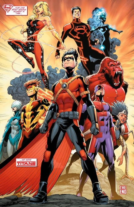 DC Rumored to be Developing a 'Teen Titans' Movie