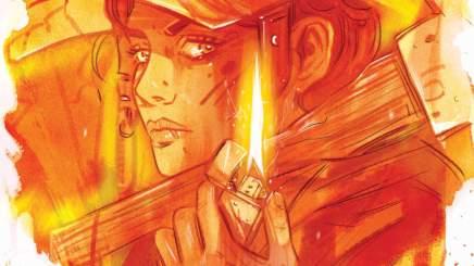 Vertigo Mini Reviews: Slash & Burn#1
