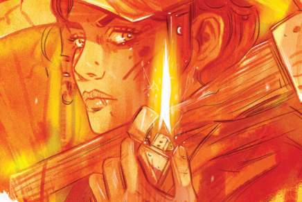 Vertigo Mini Reviews: Slash & Burn #1