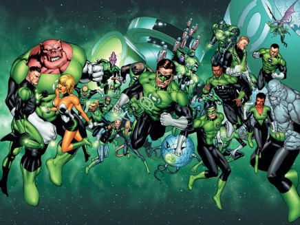 Green Lantern Corps is Coming to the DC Cinematic Universe