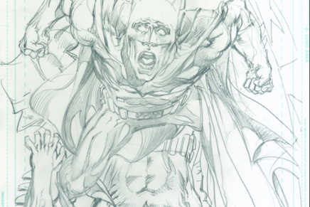 Neal Adams Doing 25 Variant Covers for DC [25 IMAGE GALLERY]