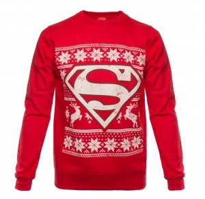 DC Comics Superhero Christmas Sweaters for 2015 [IMAGE GALLERY]