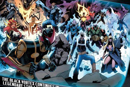 Complete Guardians of the Galaxy & X-Men: The Black Vortex ReadingOrder