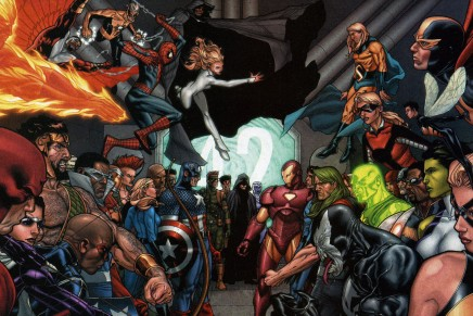Marvel Confirms Civil War 2