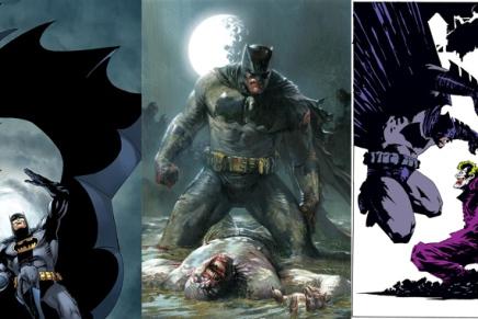 Comic Book Sales Figures for November2015