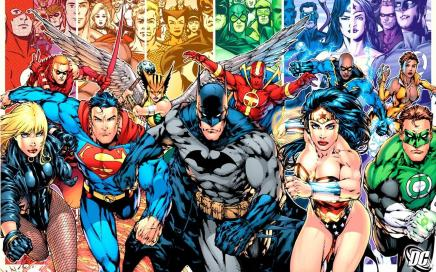 DC Comics' Market Share Shrinks inOctober