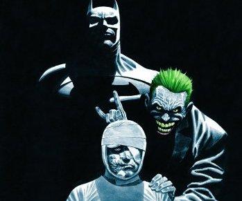 Paul Dini Doing Batman Graphic Novel forVertigo