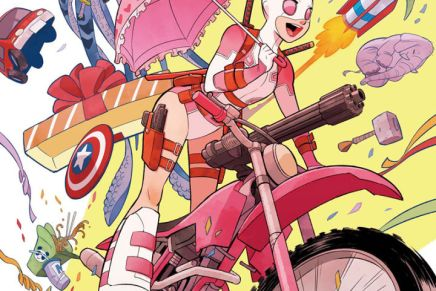 "Marvel Confirms ""GwenPool"" Ongoing Series"