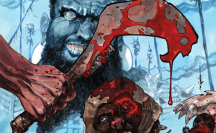 Comic Book Mini Reviews: The Goddamned #2, Nailbiter #18, I Hate Fairyland #3