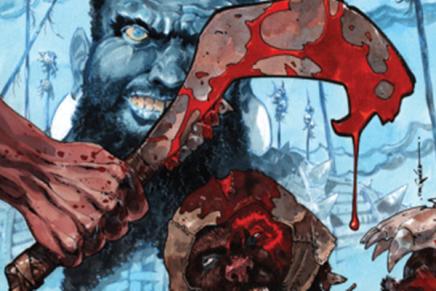 Comic Book Mini Reviews: The Goddamned #2, Nailbiter #18, I Hate Fairyland#3