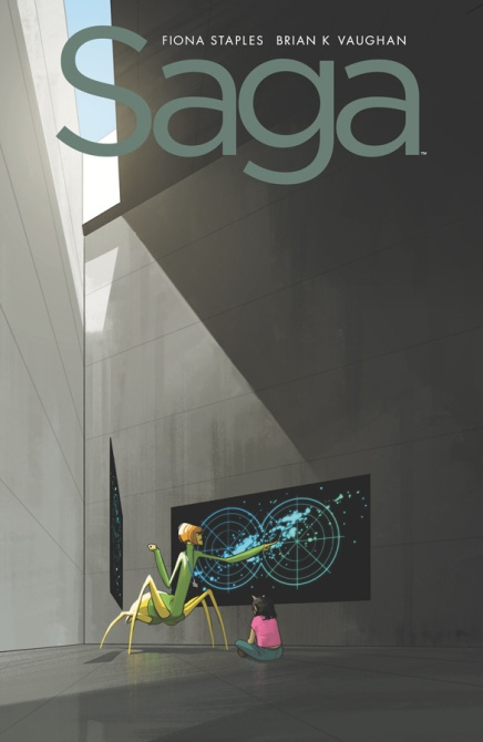 Comic Book Mini Reviews: Saga #31, Mystery Girl #1, Huck#1