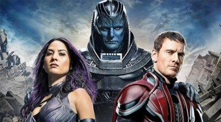 The X-Men: Apocalypse Trailer Released[VIDEO]