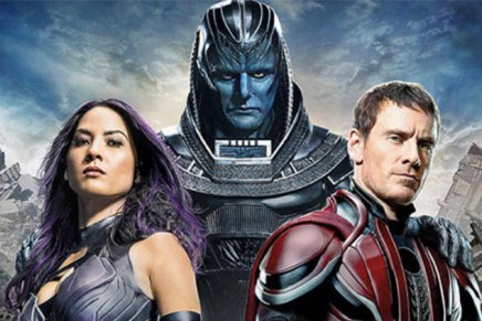 The X-Men: Apocalypse Trailer Released [VIDEO]