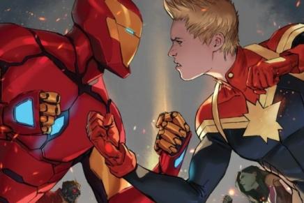 Marvel Announces Plot for Civil War2