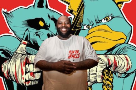 MC Killer Mike Does the Forward to Marvel's Hip Hop Variant Cover Collection