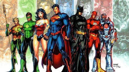 DC Comics Complete Reboot 'Rebirth' Confirmed for June2016