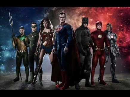 Justice League Movie Begins Shooting April 11th