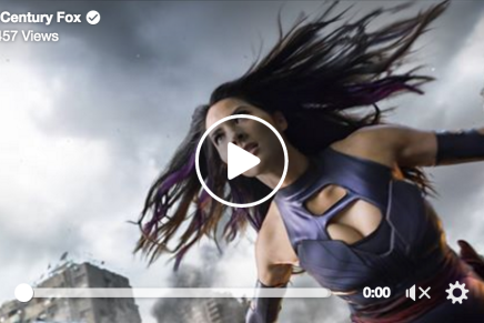 "New Super Bowl ""X-Men Apocalypse"" Trailer"