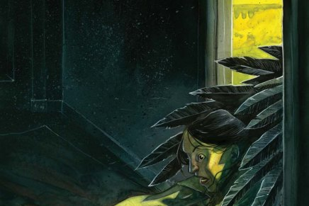 Vertigo Comics Solicitations for May 2016
