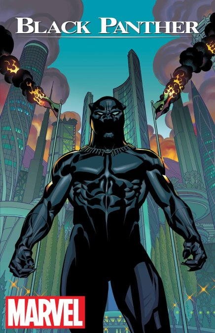 Marvel Releases First Images of Ta-Nehisi Coates Black Panther