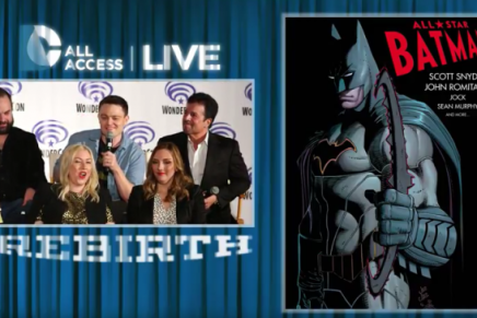 Scott Snyder to Write All-Star Batman AfterRebirth