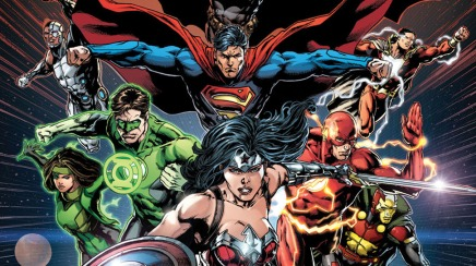 The Creative Teams for DC Comics 'Rebirth' Relaunch