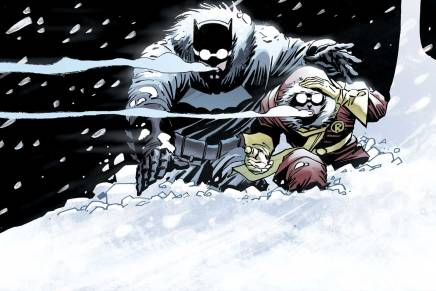 Comic Book Sales Figures for February2016