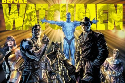 The Complete Watchmen/Before Watchmen Reading Order