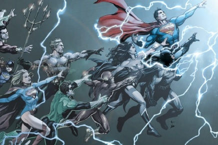Comic Book Sales Figures for May2016