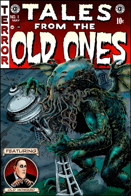 The Best Comics for Fans of H.P. Lovecraft and the Cthulhu Mythos