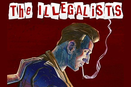 'The Illegalists' Chronicles the Anarchist Resistance of the Bonnot Gang