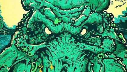 With a Rainbow of Dread: Review of 'The Mammoth Book of Cthulhu""